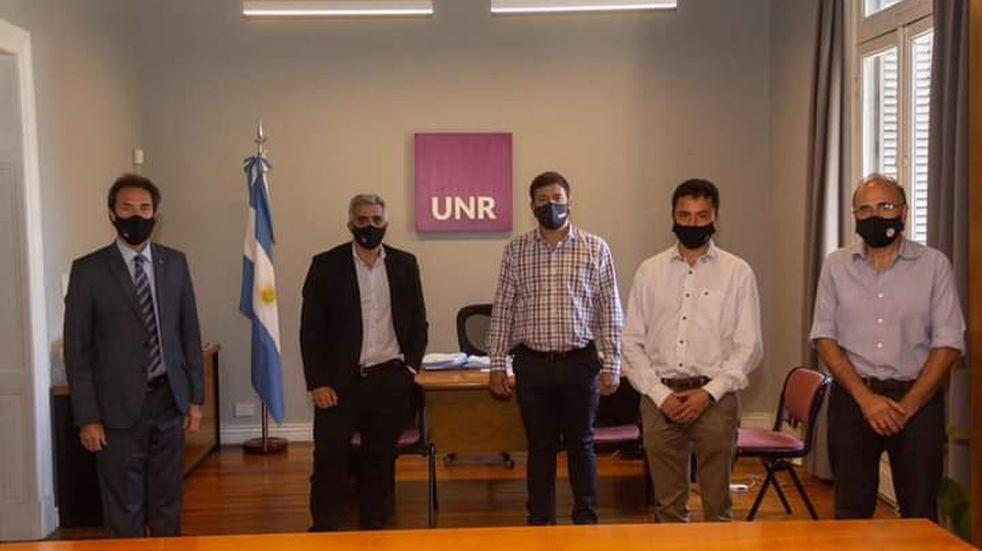 La comuna de Soldini y la UNR planifican la creación de una escuela de oficios