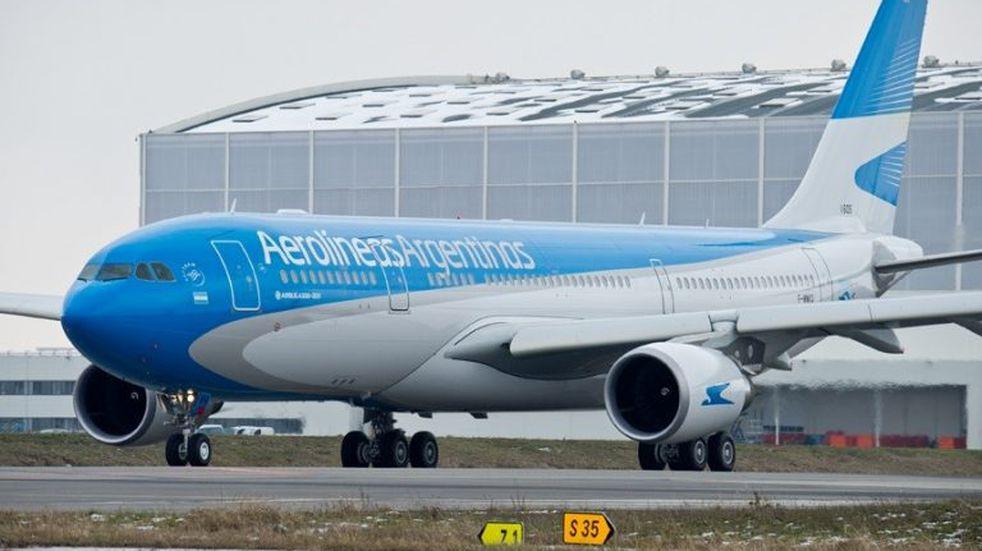 Se reanudaron los vuelos de cabotaje tras siete meses