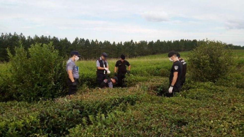 Encontraron restos que serían de un hombre desaparecido en diciembre