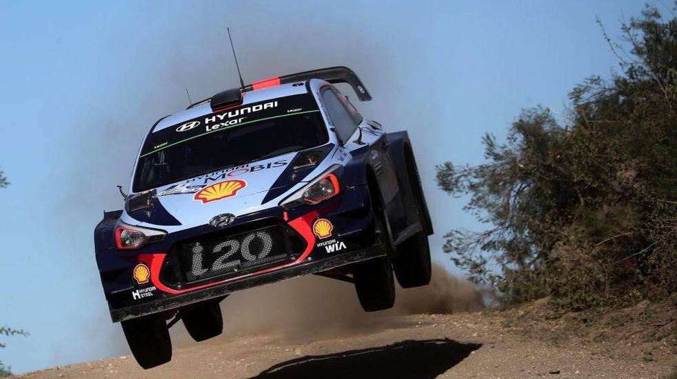 Vuelve el Rally Argentino a Carlos Paz