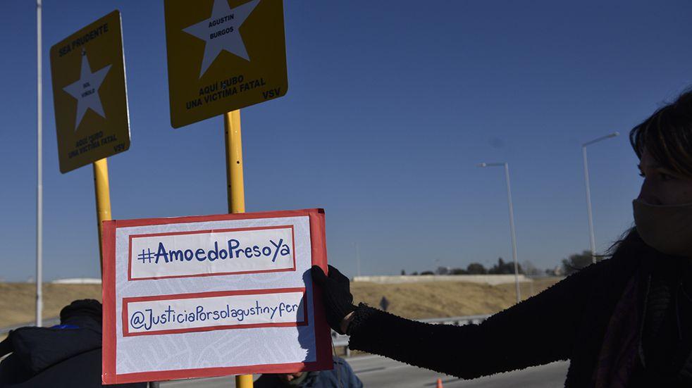 Este viernes, marcha de los familiares de las víctimas a cinco meses del hecho (La Voz).