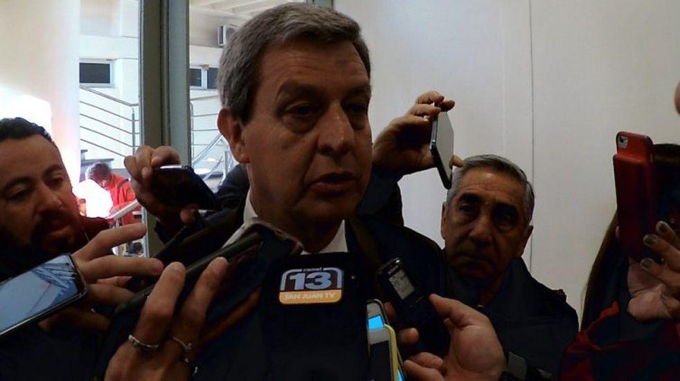 El ministro de Hacienda sanjuanino cruzó a Guillermo Dietrich