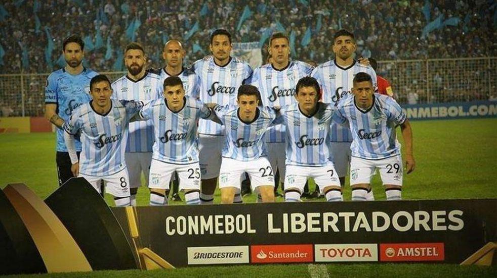Incertidumbre en Atlético por la participación a una nueva edición de la Copa Libertadores