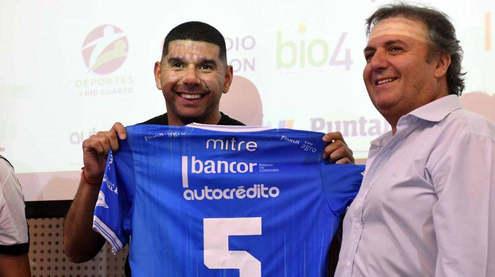 Néstor Ortigoza deja Río Cuarto para volver a su gran amor: San Lorenzo