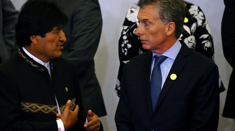 El Gobierno de Bolivia evalúa una denuncia internacional contra Mauricio Macri: lo acusan de colaborar con la destitución de Evo Morales