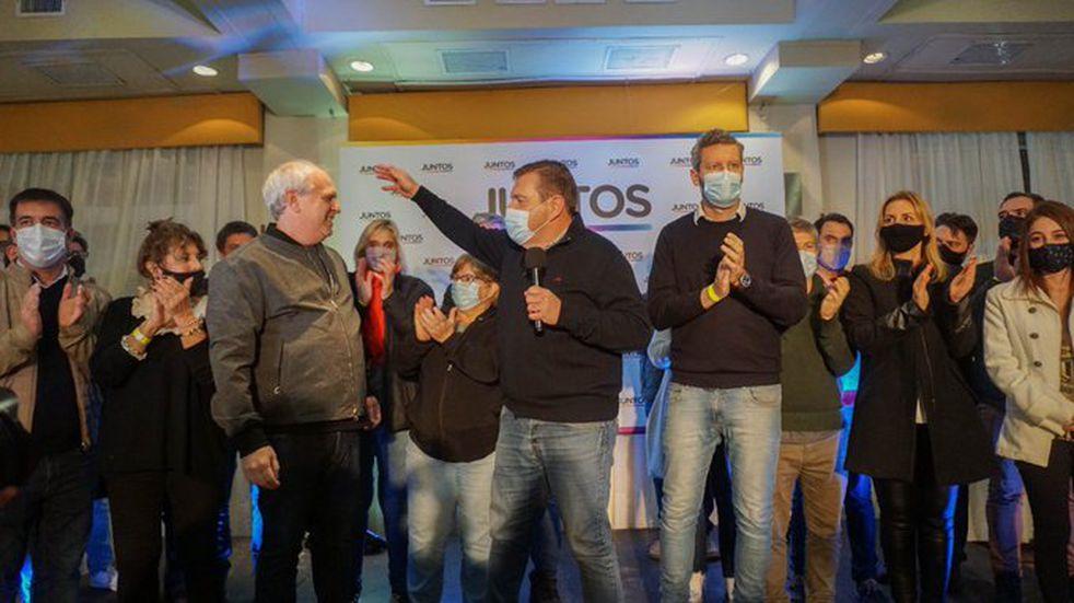 PASO 2021: contundente triunfo de Fernando Muro en Mar del Plata