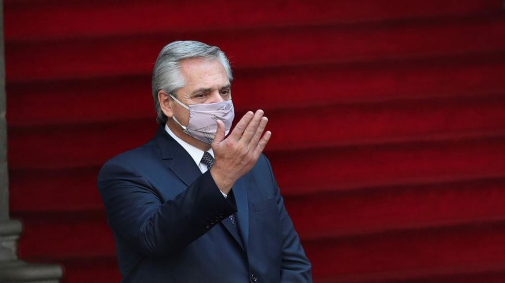 Alberto Fernández retomará sus actividades este jueves