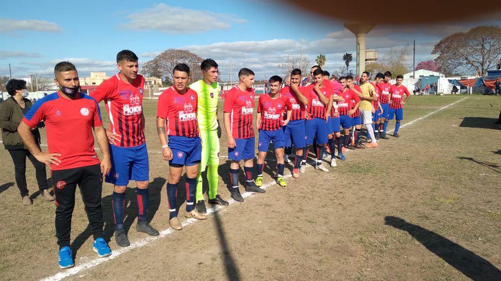 Futbol Sportivo 24 de Septiembre Arroyito