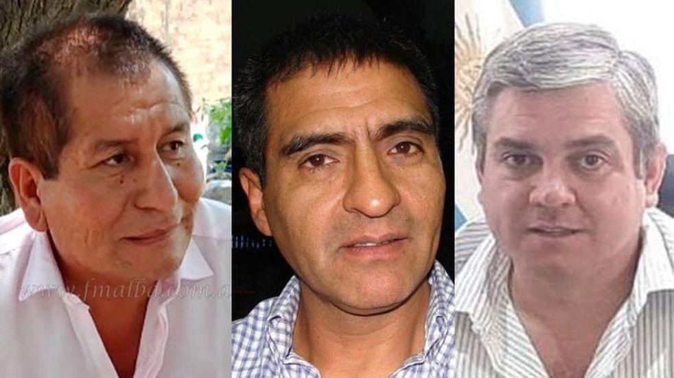 Tres intendentes de Salta fueron destituidos de sus cargos y continúan presentándose normalmente