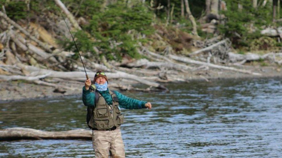 Tierra del Fuego: habilitaron la temporada de pesca 2020 / 2021