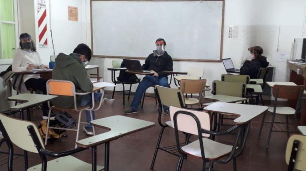 En la UNSJ comenzarán las clases presenciales