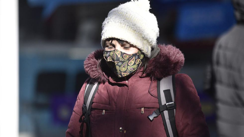 """Rafaela y el departamento Castellanos, en """"alerta violeta"""" por bajas temperaturas"""