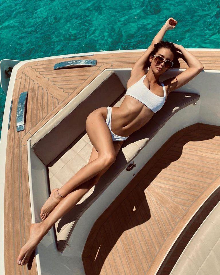 María Pedraza (Instagram)