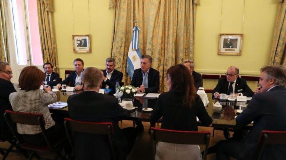 El Gobierno trabaja contrarreloj en la Casa Rosada para anunciar medidas económicas