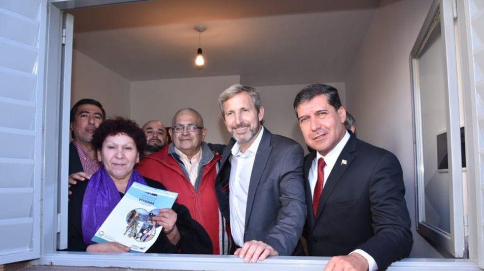 Frigerio destacó la unidad a pesar de las diferencias para trabajar por la gente