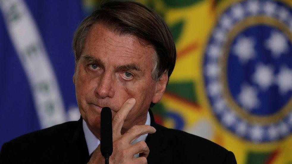 """Jair Bolsonaro padece """"obstrucción intestinal"""" y podría someterse a """"cirugía de emergencia"""""""