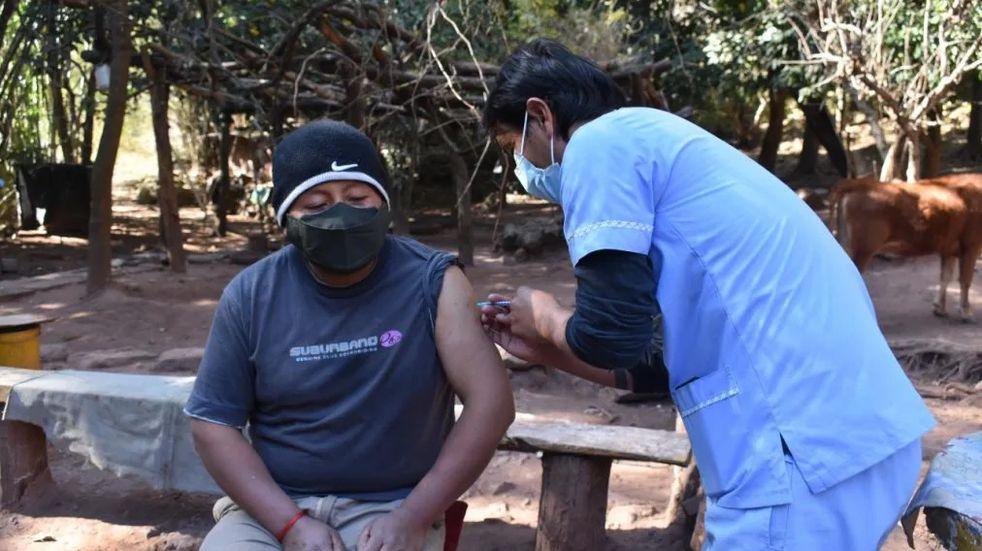 Coronavirus en Jujuy: inmunizan a más de nueve mil trabajadores rurales