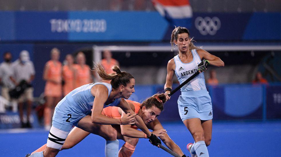 Tokio 2020: Las Leonas perdieron 3-1 con Países Bajos y se quedaron con la medalla plateada