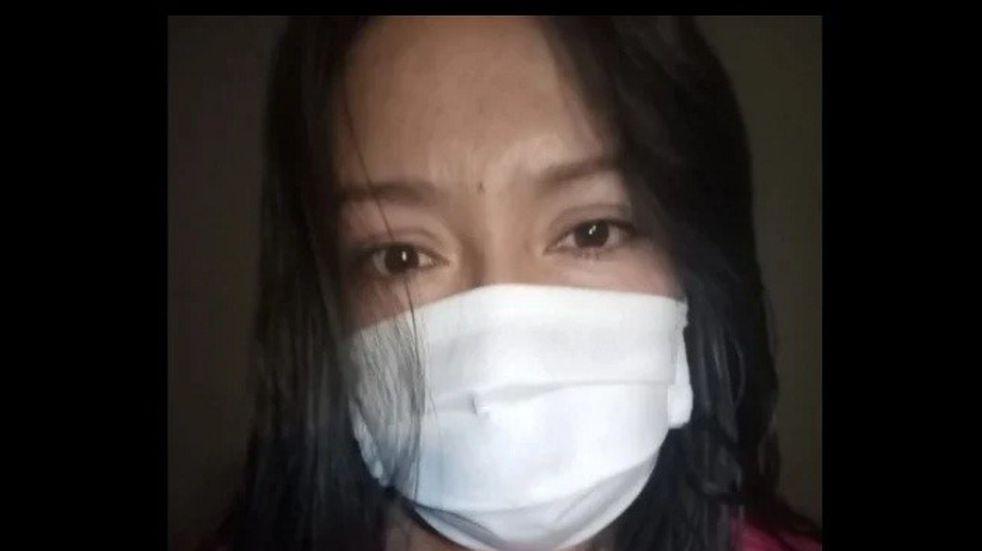 La enfermera que venció al coronavirus y donará plasma para ayudar a otros pacientes