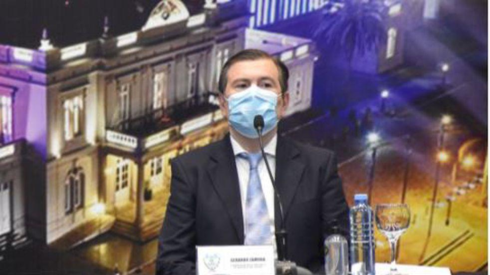 Zamora envió un proyecto a la Legislatura para que autorice la gestión de vacunas contra el coronavirus