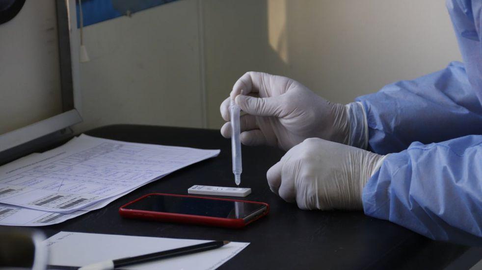 """Coronavirus: lunes con nuevos contagios y más pacientes """"recuperados"""" en Carlos Paz"""