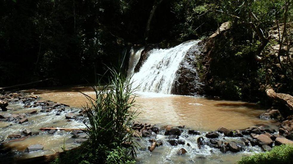 Se ejecutan obras para optimizar el servicio de agua en el arroyo Mbocay