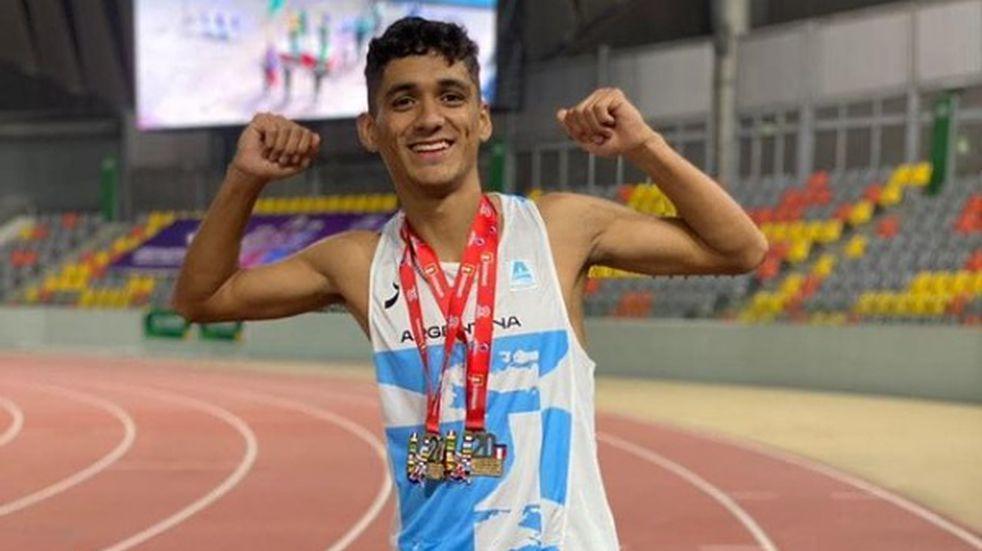 El atleta entrerriano que se quedó sin mundial porque Argentina no presentará equipo
