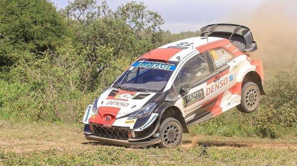 Rally Mundial: se largó el Safari de Kenia, Ogier en punta