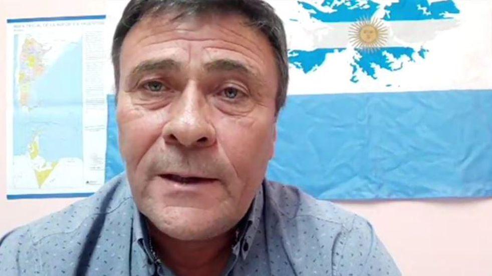 VGM Jorge Torres en Radio Mitre Ushuaia