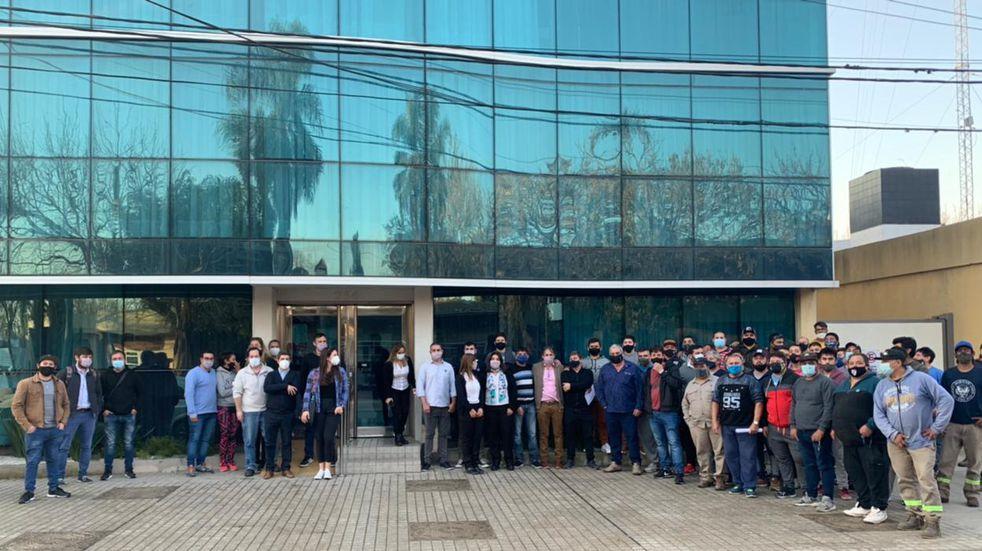 Se fijó el cronograma electoral en la cooperativa de estibadores de Puerto San Martín
