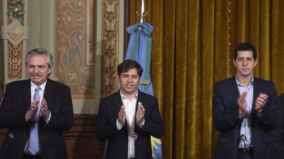 """""""Cuarentena administrada"""": las curiosas excepciones pedidas por los azuleños a Kicillof"""
