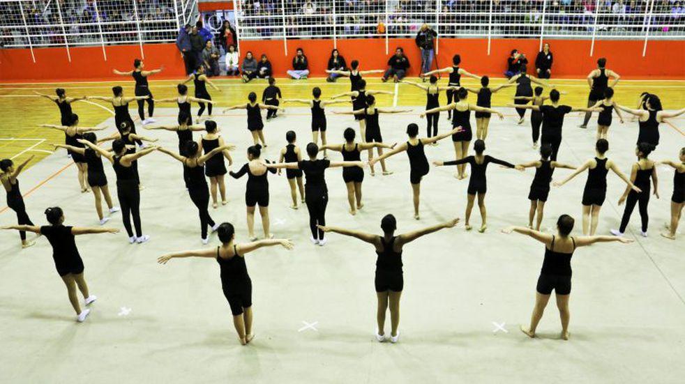 Se llevará a cabo el Torneo Provincial de Gimnasia Rítmica