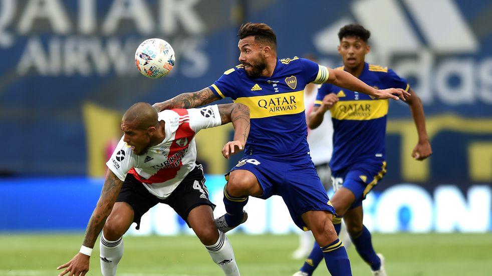 Boca y River podrían cruzarse en cuartos de la Copa de la Liga Profesional: qué tiene que pasar