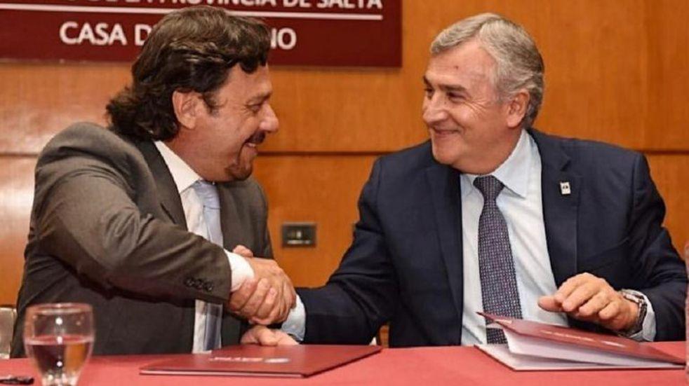 "Coronavirus en Jujuy: se analiza integrar con Salta una ""zona sanitaria"""