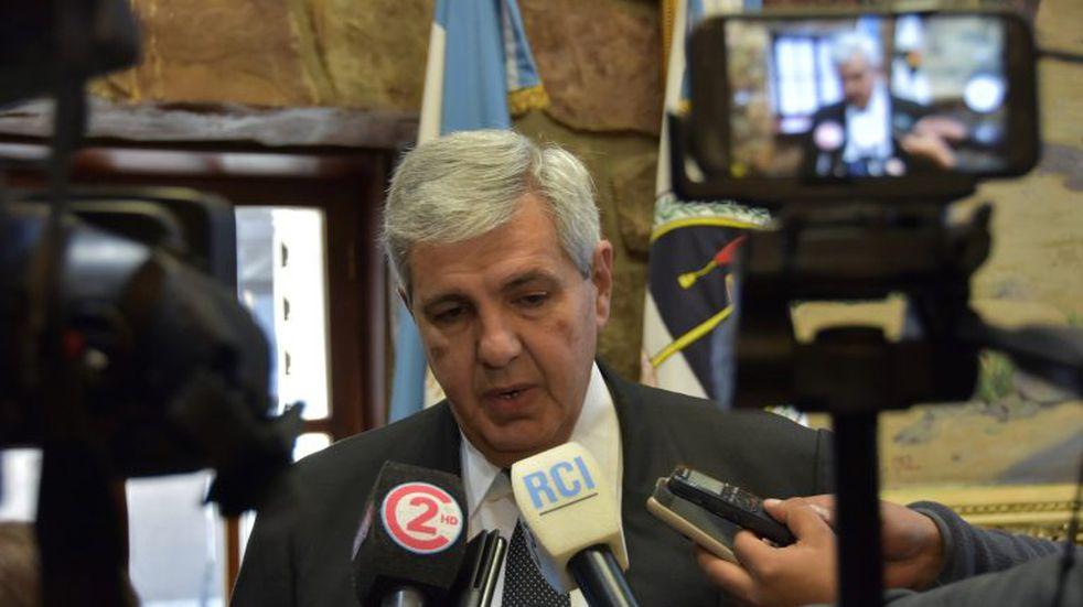 "Haquim valoró el ""gesto"" de la UCR para llegar a la fórmula Macri - Pichetto"