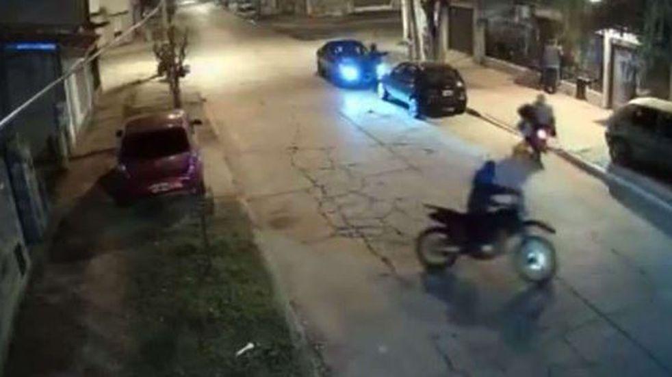 Isidro Casanova: violento intento de robo frente a un niño de 6 años