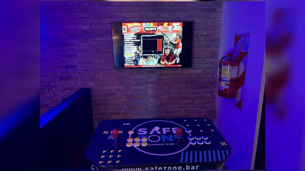 """Posadas: con una super novedad, se abre el primer """"bar gamer"""" de Misiones"""