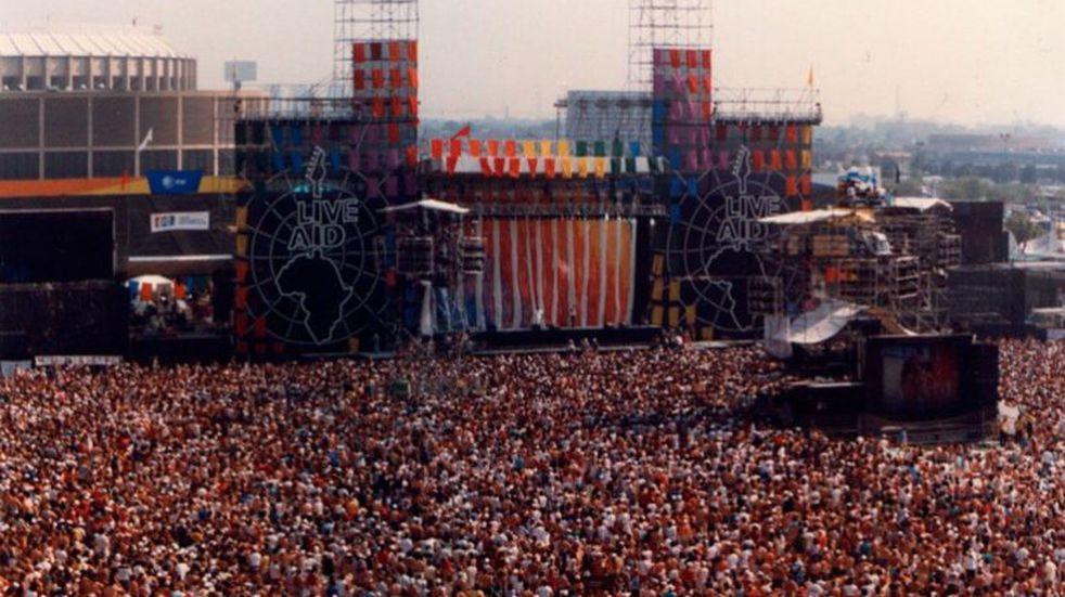 Día Mundial del Rock: a 36 años del histórico concierto Live Aid