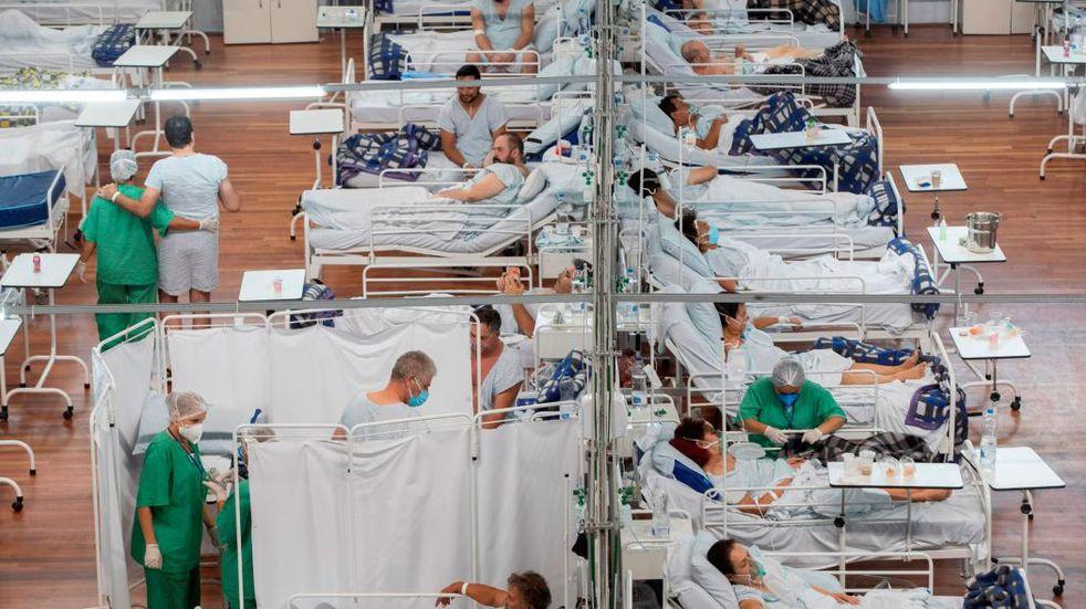 Coronavirus: Brasil registró el menor número de muertes desde noviembre