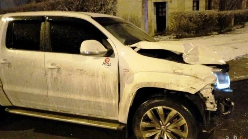 Un remisero murió al chocar con una camioneta conducida por un piloto de TC 2000 que quedó detenido