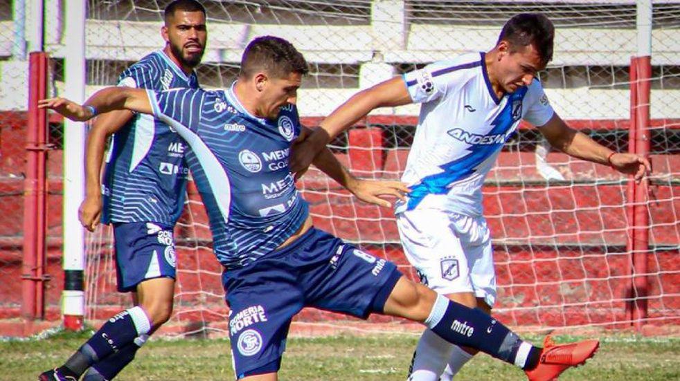 Independiente Rivadavia y Brown de Madryn igualaron sin goles en Mendoza