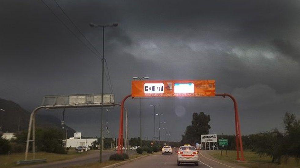 Nuevamente se espera un fin de semana con tormentas