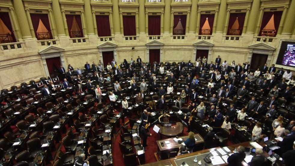 Juraron los diputados electos y Monzó sigue como presidente de la Cámara Baja