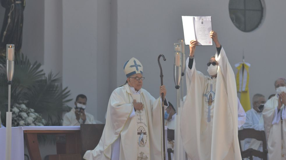 Histórico: Beatificaron a Fray Mamerto Esquiú