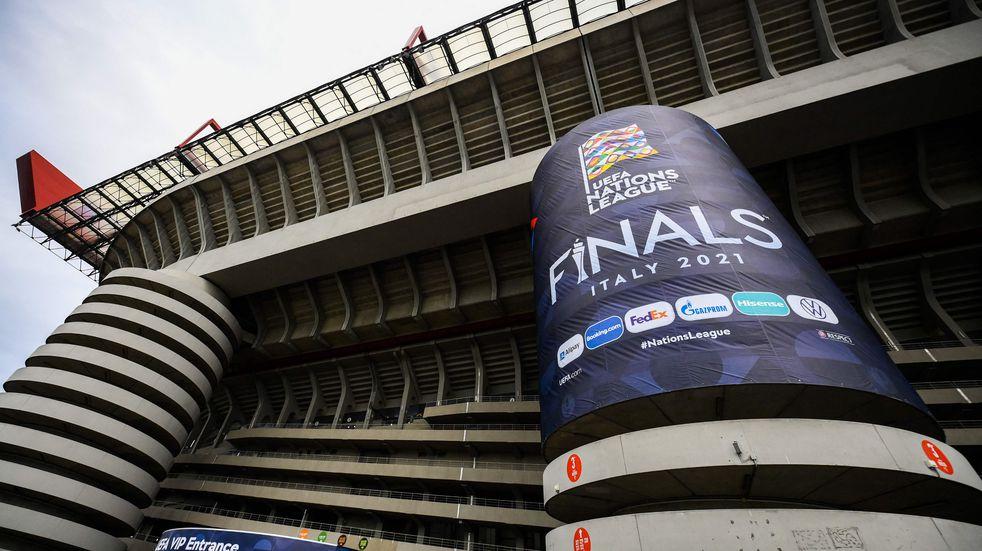 Arrancan las semifinales de la UEFA Nations League.