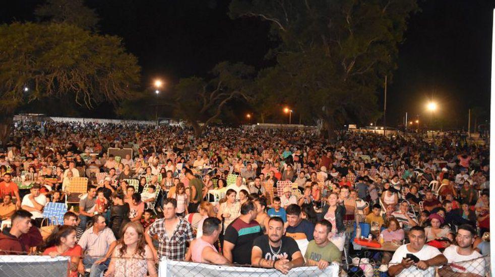 El Festival de Villa Concepción del Tío seguirá siendo solidario