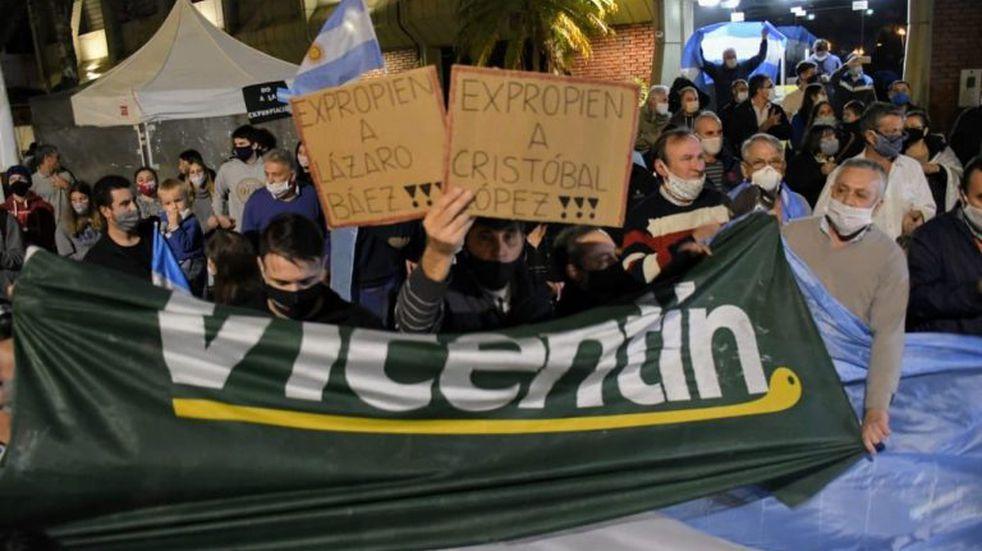 Alberto Fernández le dijo a Contigiani que no pretende estatizar Vicentin
