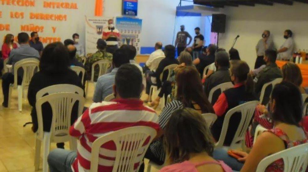 Crearon el Área Municipal de la Niñez y Adolescencia en Bernardo de Irigoyen