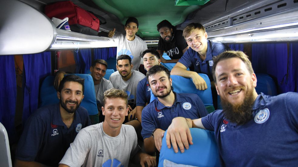 Oberá Tenis Club viajó a Buenos Aires de cara a la reanudación de la Liga Nacional de Básquet