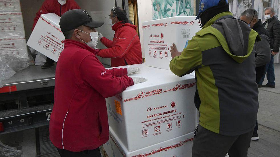 Mendoza recibirá 22.500 dosis de la vacuna Sputnik V